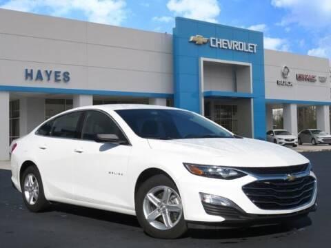 2020 Chevrolet Malibu for sale at HAYES CHEVROLET Buick GMC Cadillac Inc in Alto GA