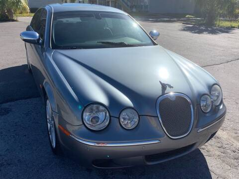 2008 Jaguar S-Type for sale at Consumer Auto Credit in Tampa FL