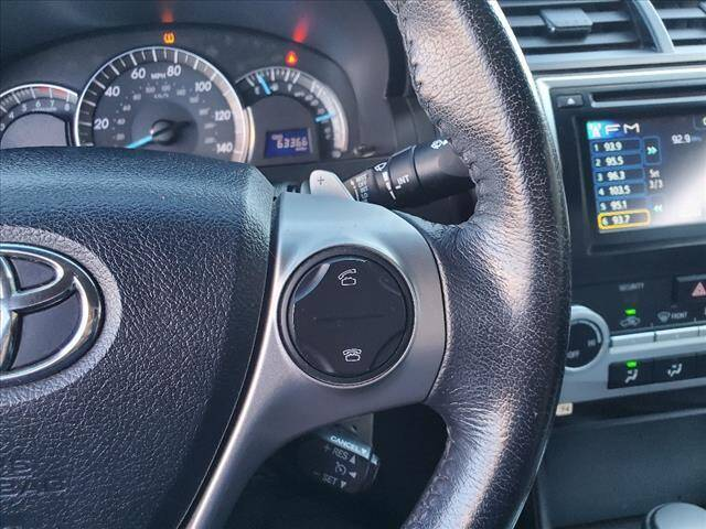 2014 Toyota Camry L/LE/XLE/SE/SE Sport - Manassas VA