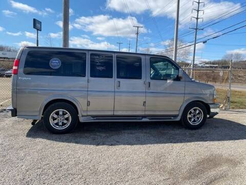 2012 Chevrolet Express Cargo for sale at Wallers Auto Sales LLC in Dover OH