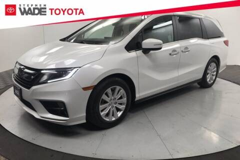 2020 Honda Odyssey for sale at Stephen Wade Pre-Owned Supercenter in Saint George UT