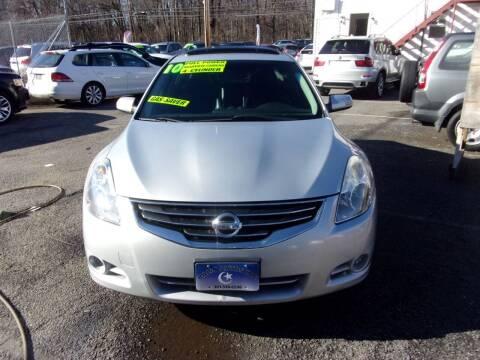 2010 Nissan Altima for sale at Balic Autos Inc in Lanham MD