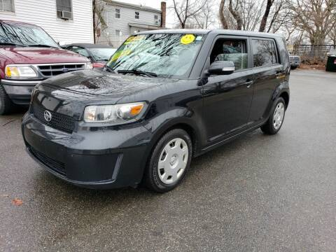 2009 Scion xB for sale at Devaney Auto Sales & Service in East Providence RI