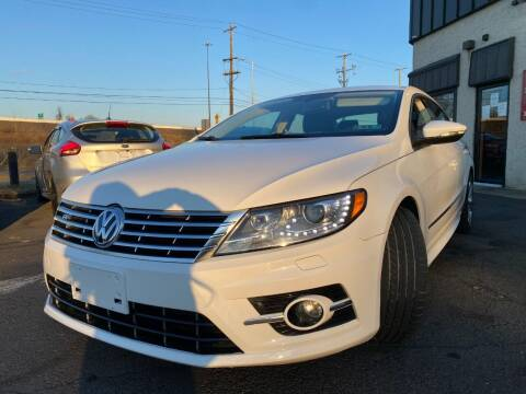 2014 Volkswagen CC for sale at Luxury Unlimited Auto Sales Inc. in Trevose PA