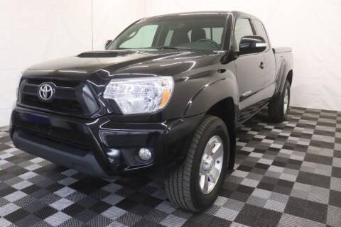 2013 Toyota Tacoma for sale at AH Ride & Pride Auto Group in Akron OH