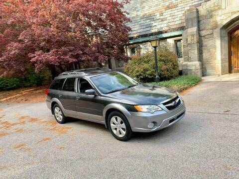 2009 Subaru Outback for sale at ds motorsports LLC in Hudson NH