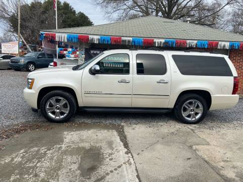 2010 Chevrolet Suburban for sale at American Auto in Rayville LA