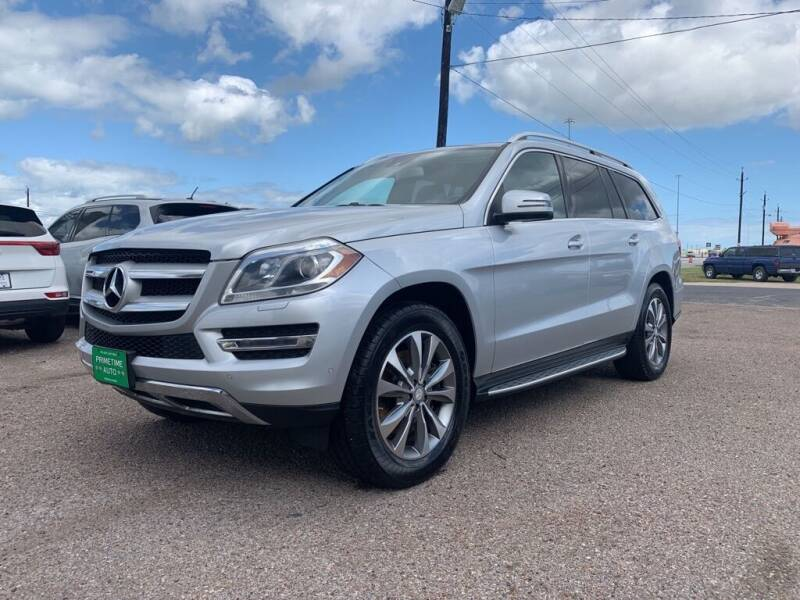 2013 Mercedes-Benz GL-Class for sale at Primetime Auto in Corpus Christi TX