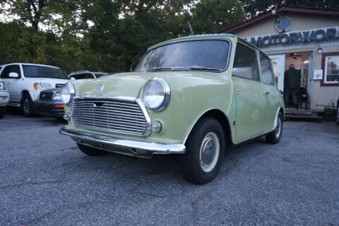 1972 Austin Mini for sale at E-Motorworks in Roswell GA