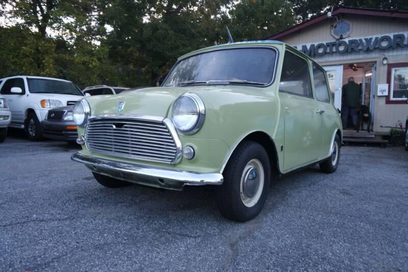 1972 Austin Mini for sale at E-Motorworks in Roswell GA