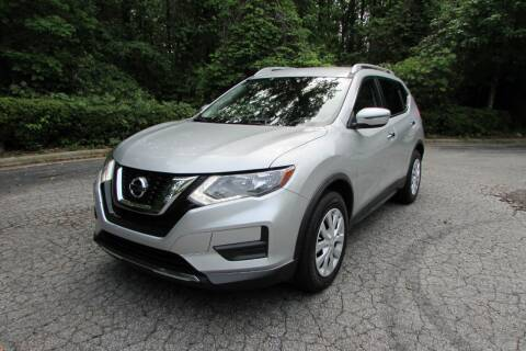 2017 Nissan Rogue for sale at AUTO FOCUS in Greensboro NC