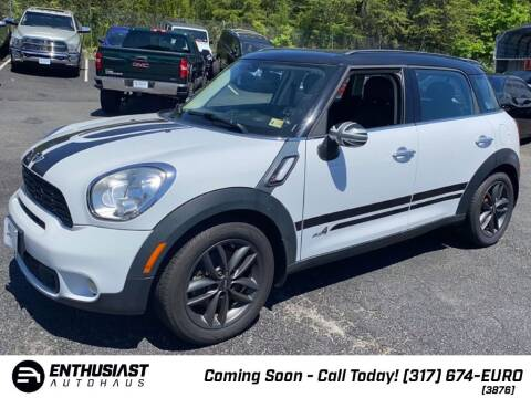2013 MINI Countryman for sale at Enthusiast Autohaus in Sheridan IN