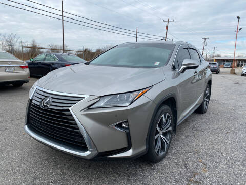 2017 Lexus RX 350 for sale at Signal Imports INC in Spartanburg SC