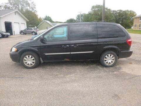 2005 Chrysler Town and Country for sale at JIM WOESTE AUTO SALES & SVC in Long Prairie MN