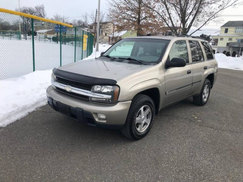 2002 Chevrolet TrailBlazer for sale at Cars With Deals in Lyndhurst NJ