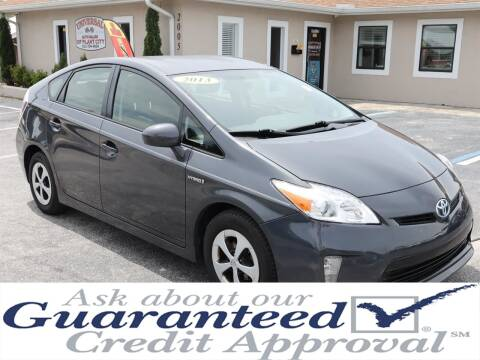 2013 Toyota Prius for sale at Universal Auto Sales in Plant City FL