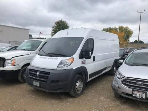 2018 RAM ProMaster Cargo for sale at CousineauCrashed.com in Weston WI