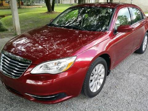 2011 Chrysler 200 for sale at The Auto Adoption Center in Tampa FL