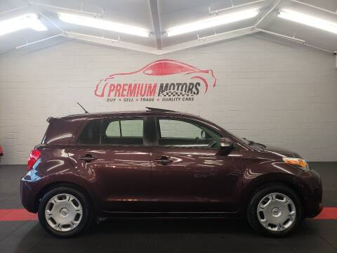2012 Scion xD for sale at Premium Motors in Villa Park IL
