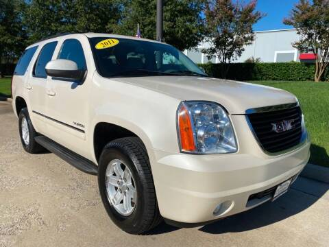 2011 GMC Yukon for sale at UNITED AUTO WHOLESALERS LLC in Portsmouth VA