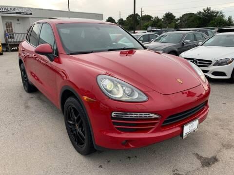 2014 Porsche Cayenne for sale at KAYALAR MOTORS in Houston TX