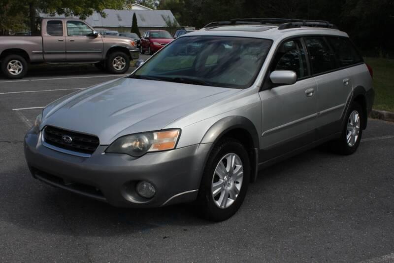 2005 Subaru Outback for sale at Auto Bahn Motors in Winchester VA