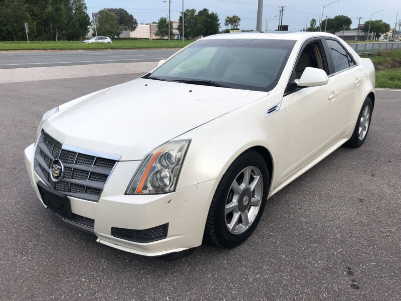 2010 Cadillac CTS for sale at Reliable Motor Broker INC in Tampa FL