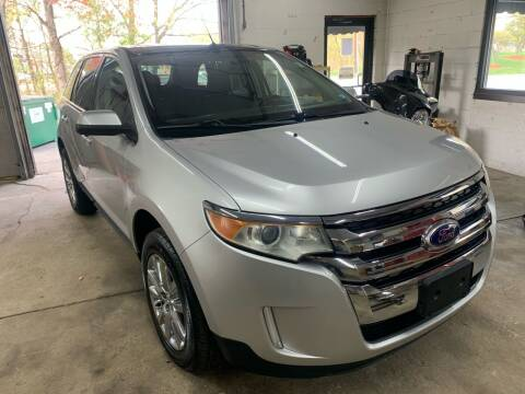 2012 Ford Edge for sale at QUINN'S AUTOMOTIVE in Leominster MA