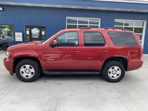 2013 Chevrolet Tahoe for sale at Twin City Motors in Grand Forks ND