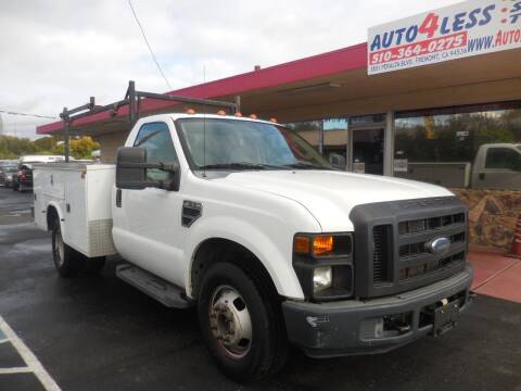2008 Ford F-350 Super Duty for sale at Auto 4 Less in Fremont CA