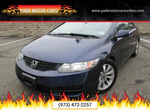 2011 Honda Civic for sale at Park Motor Cars in Passaic NJ
