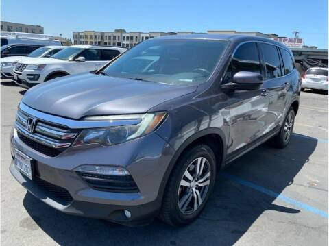 2016 Honda Pilot for sale at AutoDeals in Hayward CA