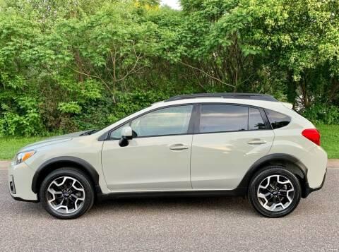 2016 Subaru Crosstrek for sale at You Win Auto in Burnsville MN