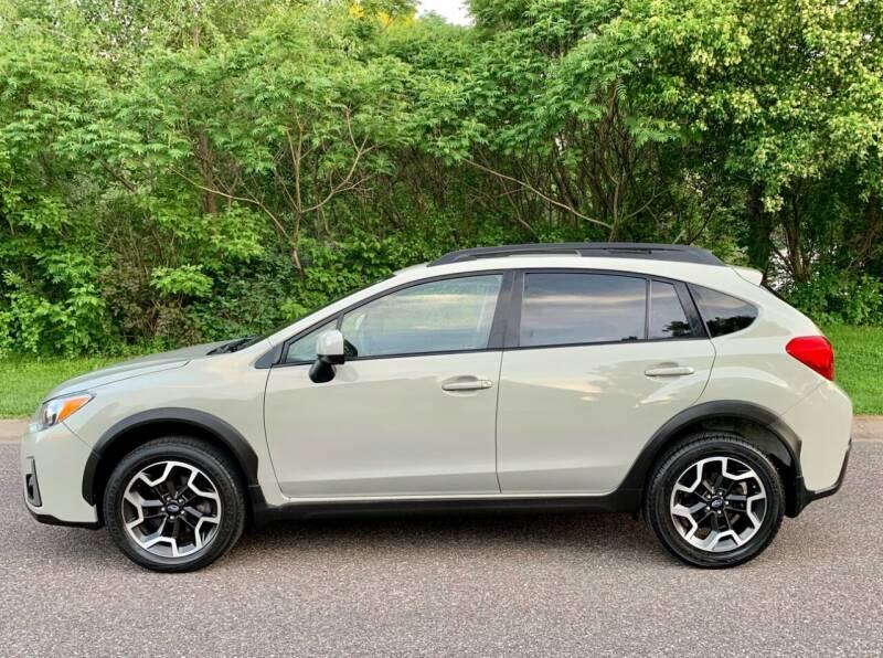 2016 Subaru Crosstrek for sale at You Win Auto in Metro MN