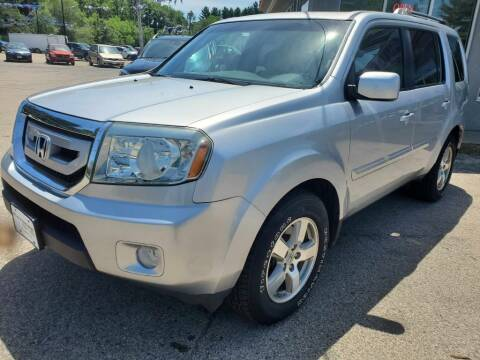 2011 Honda Pilot for sale at Extreme Auto Sales LLC. in Wautoma WI