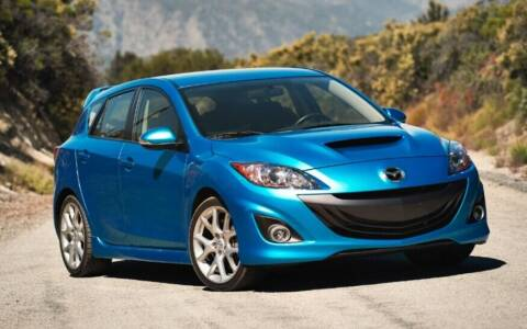 2010 Mazda MAZDASPEED3 for sale at Convoy Motors LLC in National City CA
