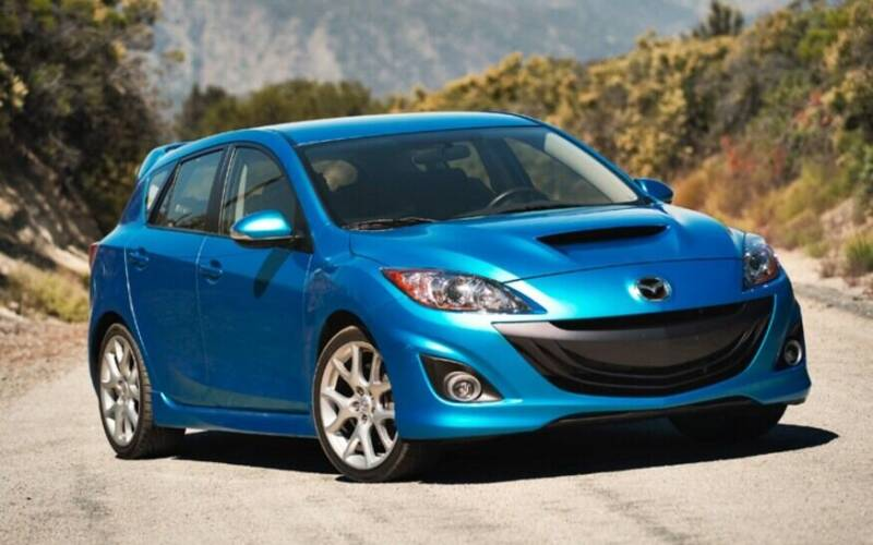 2010 Mazda MAZDASPEED3 for sale at Convoy Motors LLC in National City CA