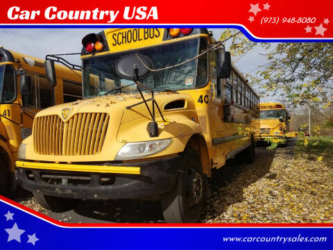 2006 IC Bus CE Series for sale at Car Country USA in Augusta NJ