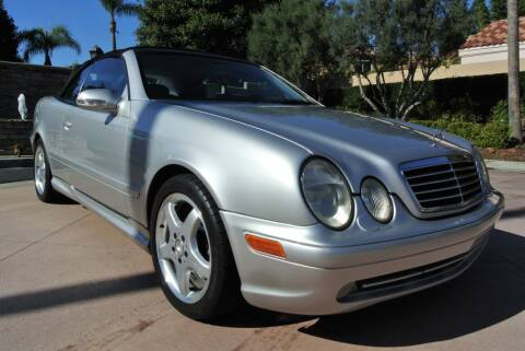 2003 Mercedes-Benz CLK for sale at Newport Motor Cars llc in Costa Mesa CA
