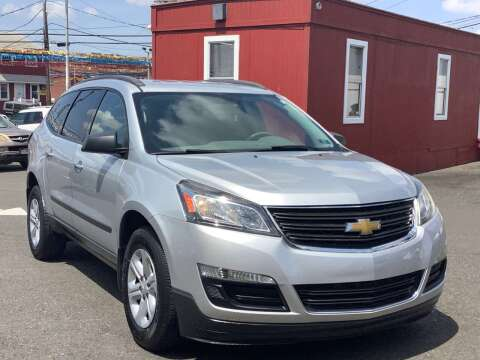 2013 Chevrolet Traverse for sale at Active Auto Sales in Hatboro PA