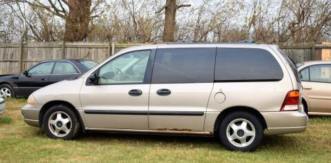 2003 Ford Windstar for sale at PINNACLE ROAD AUTOMOTIVE LLC in Moraine OH