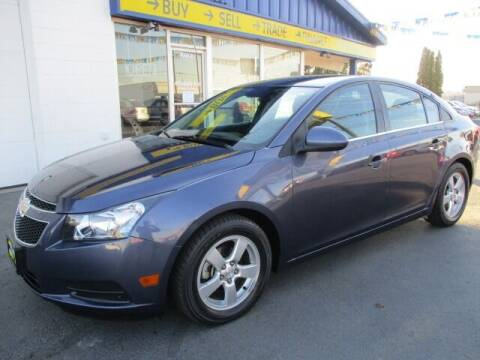 2014 Chevrolet Cruze for sale at Affordable Auto Rental & Sales in Spokane Valley WA