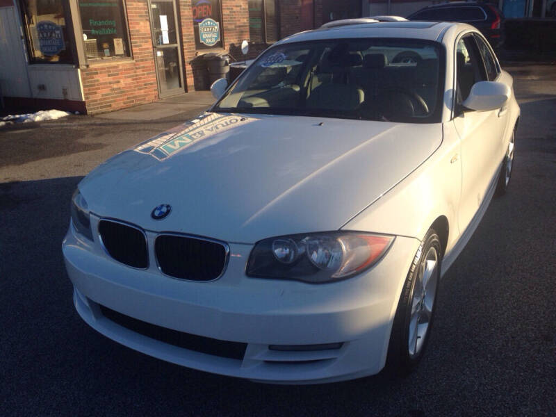 2010 BMW 1 Series for sale at MR Auto Sales Inc. in Eastlake OH