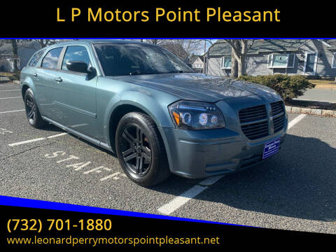 2006 Dodge Magnum for sale at L P Motors Point Pleasant in Point Pleasant NJ
