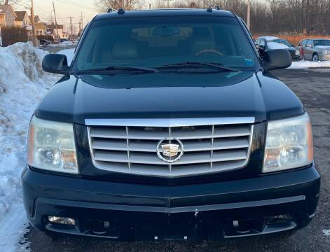 2004 Cadillac Escalade ESV for sale at Select Auto Brokers in Webster NY