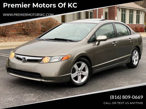 2006 Honda Civic for sale at Premier Motors of KC in Kansas City MO
