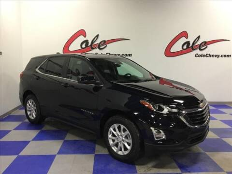 2021 Chevrolet Equinox for sale at Cole Chevy Pre-Owned in Bluefield WV