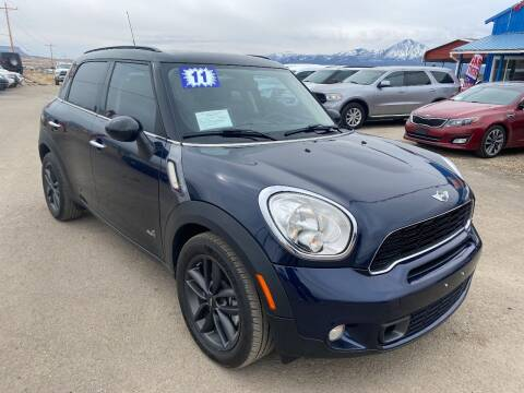 2011 MINI Cooper Countryman for sale at 4X4 Auto Sales in Durango CO