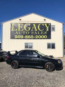 2005 Subaru Impreza for sale at Legacy Auto Sales in Toppenish WA