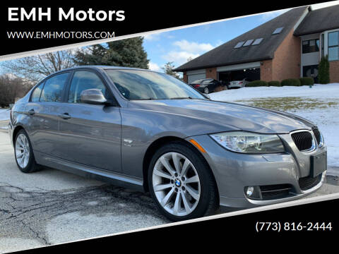 2009 BMW 3 Series for sale at EMH Motors in Rolling Meadows IL
